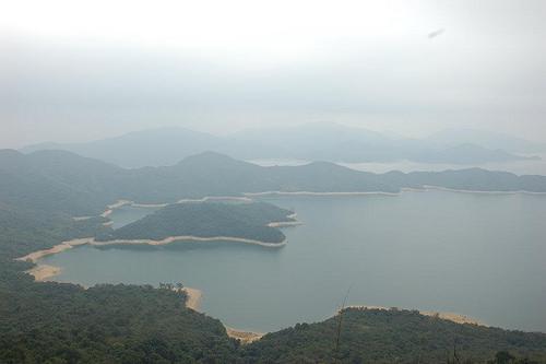 2_沿途可以俯瞰船灣淡水湖