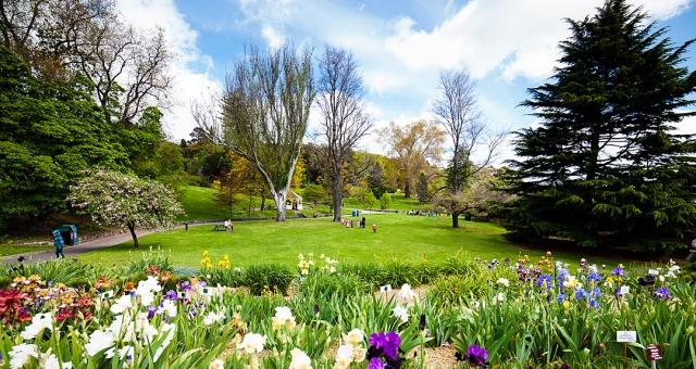 基督城植物園, 景點, 基督城, 紐西蘭