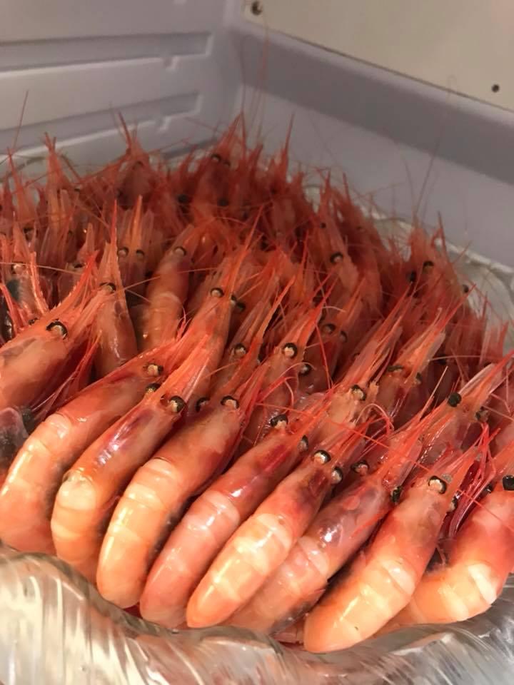 深水埗,日本菜,蝦放題,任食,甜蝦,赤蝦