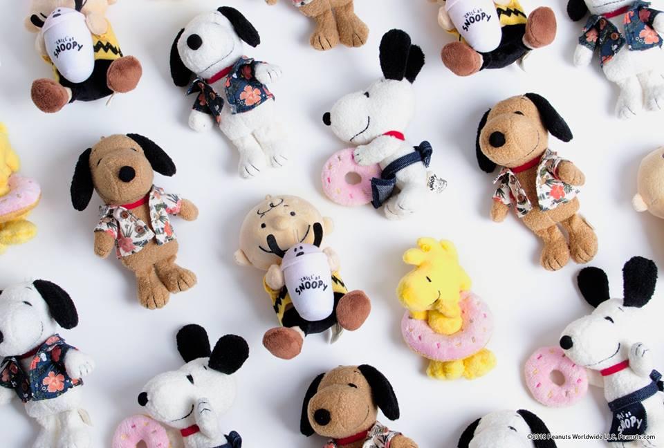 Snoopy, log on