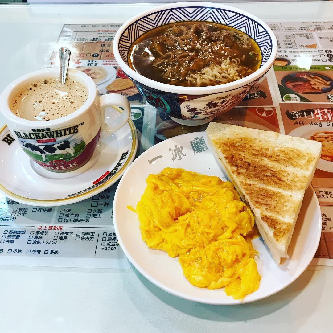 茶餐廳,粟米忌廉湯, 土瓜灣, 食