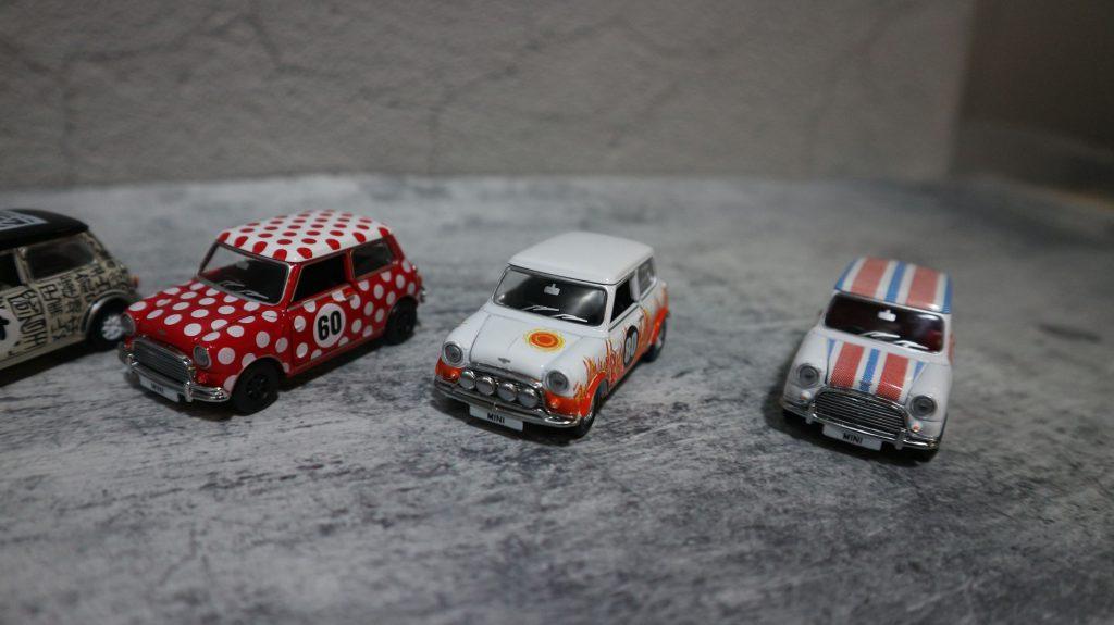 mini cooper玩具